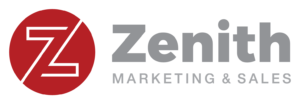 Zenith Marketing and Sales Logo